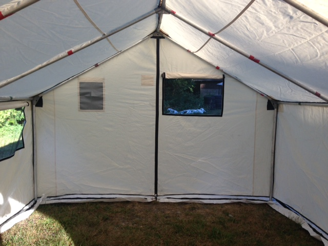 Used Wall Tents Canvas Tents And Frames